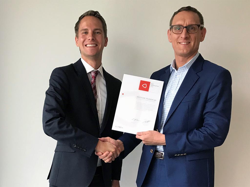Deutsche Telekom erhält Innovation Award