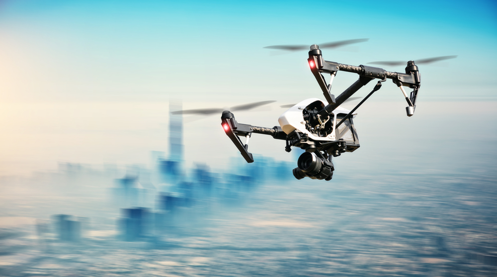Drones: The Dream of Flying 4.0