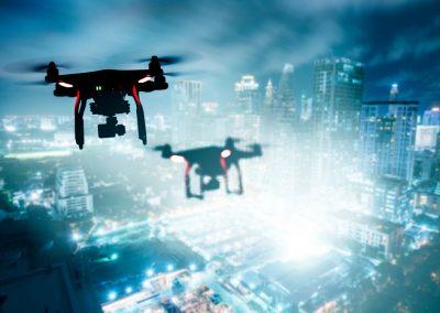 Multi-Drohnen