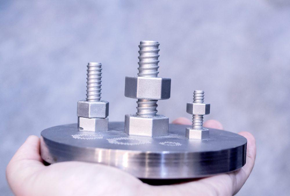 3D – Druck der SLM Solutions