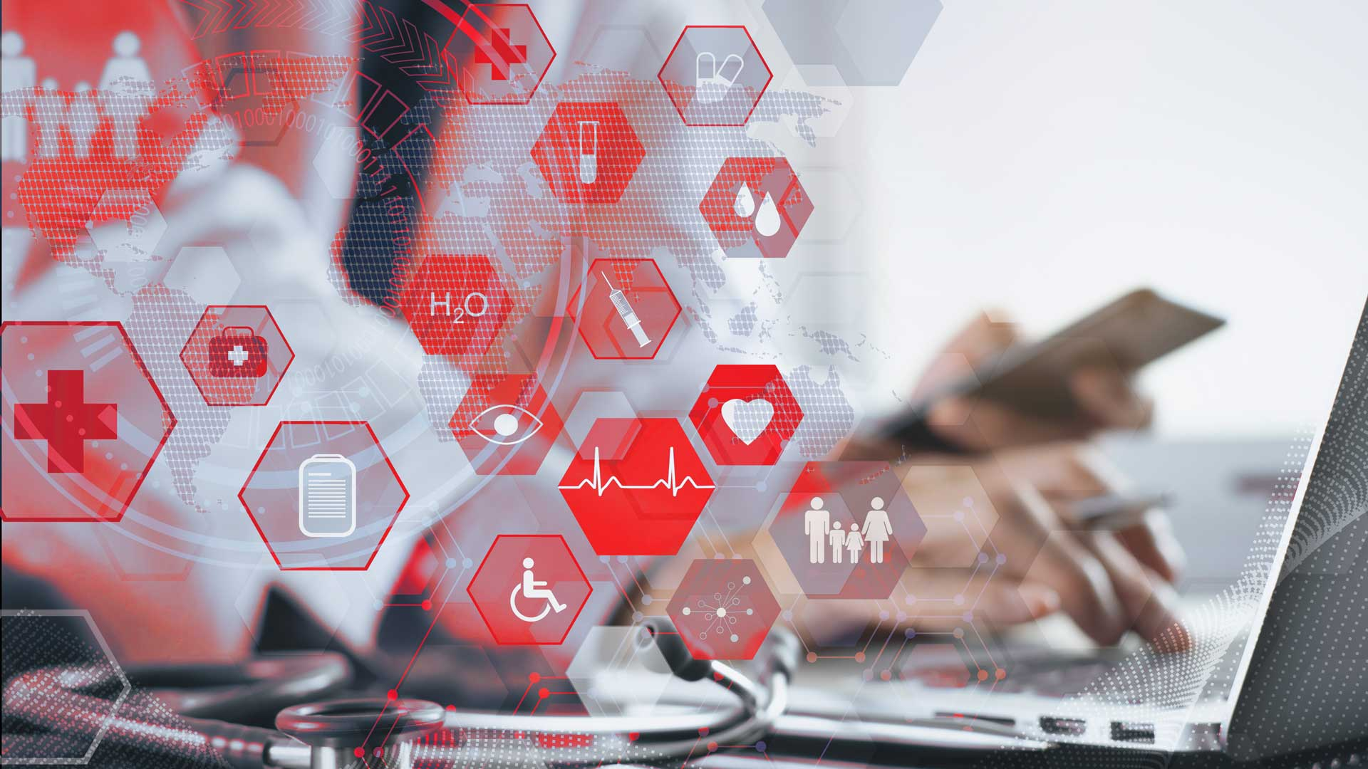 eHealth - Digitale Gesundheitstrends