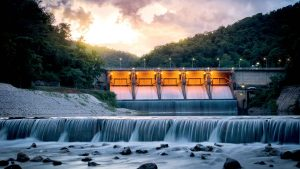 hydropower thermal power plants